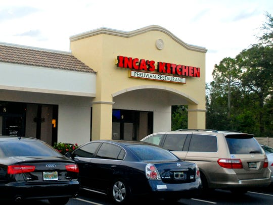 The original location of Inca's Kitchen recently closed