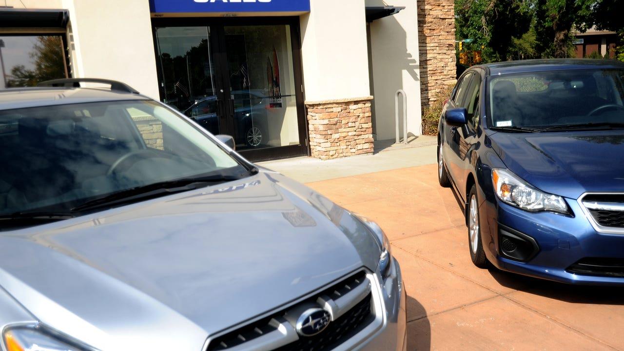 Report: 10 most stolen cars in Colorado
