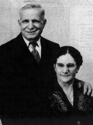 Papa George and Mama (Mary) Doucas, the founders of