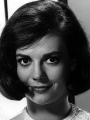 Actress Natalie Wood is shown in this 1961 photo.