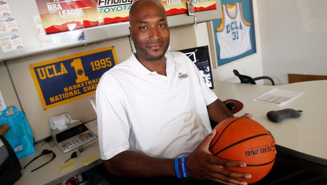 The seventh day of the Ed O'Bannon antitrust case against the NCAA has begun.