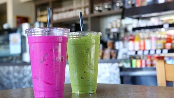 The Cathedral City Council discussed whether the city should ban single-use plastic straws Wednesday.