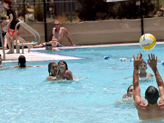 The city of Las Cruces offers four swimming facilities open to the public. That includes two outdoor pools, Laabs and East Mesa Bataan Memorial Pools, that are open from Memorial Day through Labor Day.
