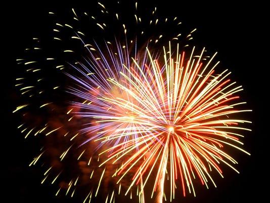 galion fireworks