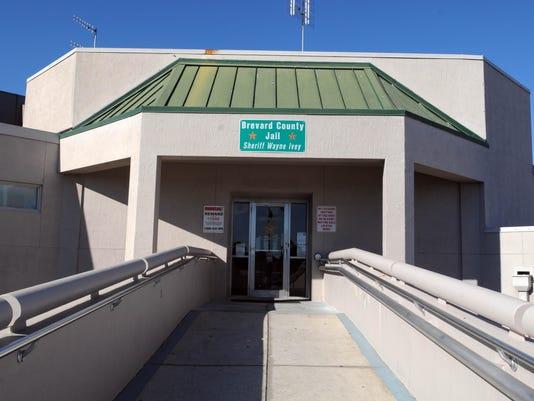 Brevard County jail new inmate handling procedures.