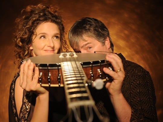 Abigail Washburn and Béla Fleck will perform at Big