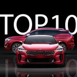 Henry Payne's 10 best new cars at Detroit auto show