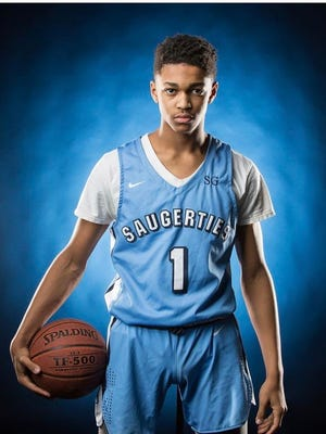 Former Saugerties guard Dior Johnson, one of the nation's top players in Class of 2022, has verbally committed to Syracuse