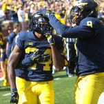 Michigan football CB Lavert Hill sidelined for most of spring ball