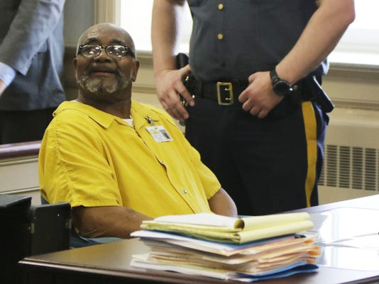 Detention hearing for Hudy Muldrow Sr. the school bus driver involved in a fatal collision killing a student and teacher from Paramus on Rt 80.