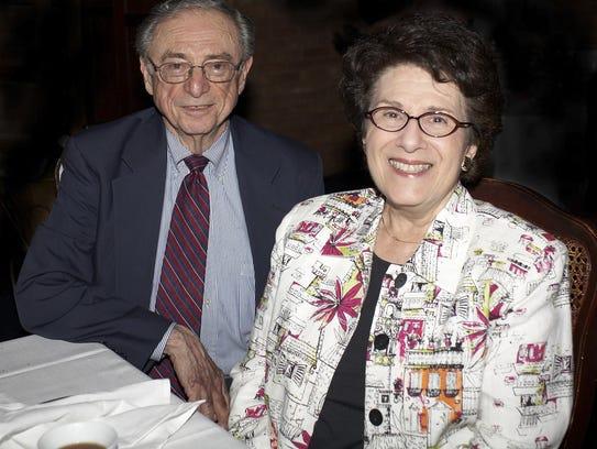 David and Susan Brody in 2006.
