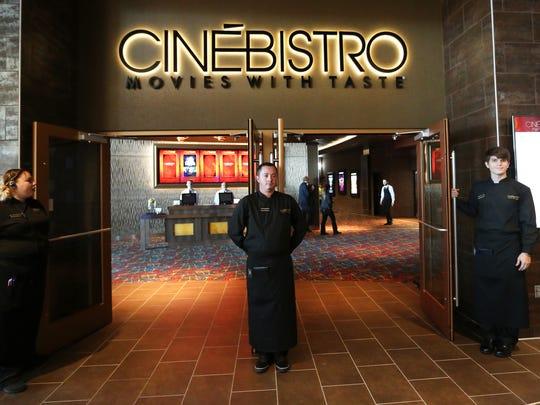 The Cobb Liberty Luxury 15 & CineBistro at Liberty