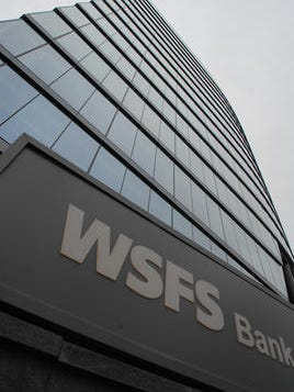 WSFS Bank's headquarters in downtown Wilmington.