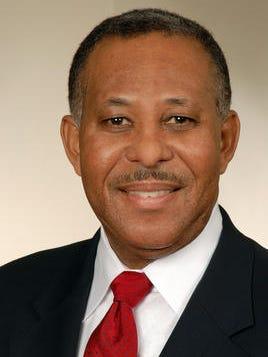 Benjamin Boykin, D-White Plains, serves on the Westchester County Board of Legislators.