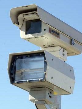 Redflex has a contract with Lafayette Consolidated Government for red light camera enforcement.