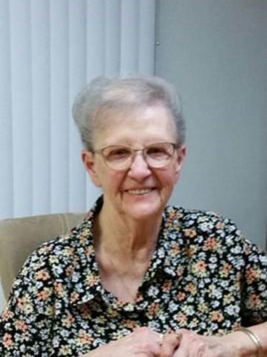 Birthdays: Arlene Stonefield