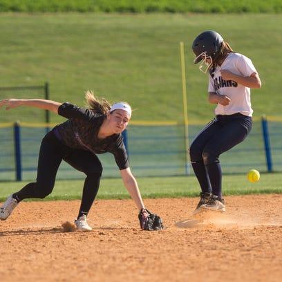 Taylor Myers is a spark plug for Chambersburg softball