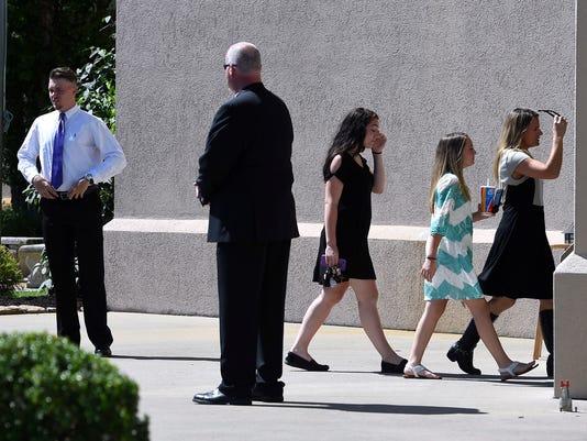 NAS-Donny Everett funeral