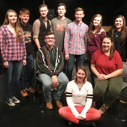 Oconto Falls HS Drama Club celebrates 20 years