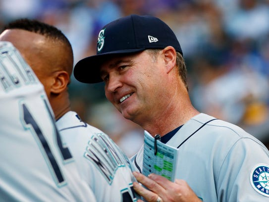 Manager Scott Servais challenged his team after it