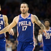 Redick's 3s, Simmons' triple-double lift 76ers over Pacers