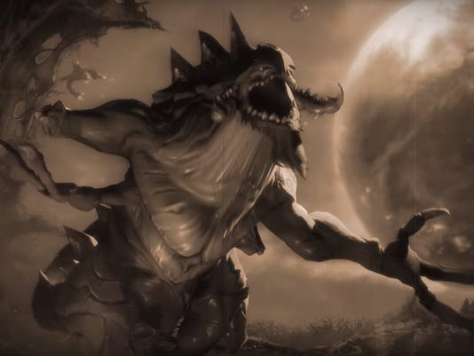 Dehaka Heroes of the Storm