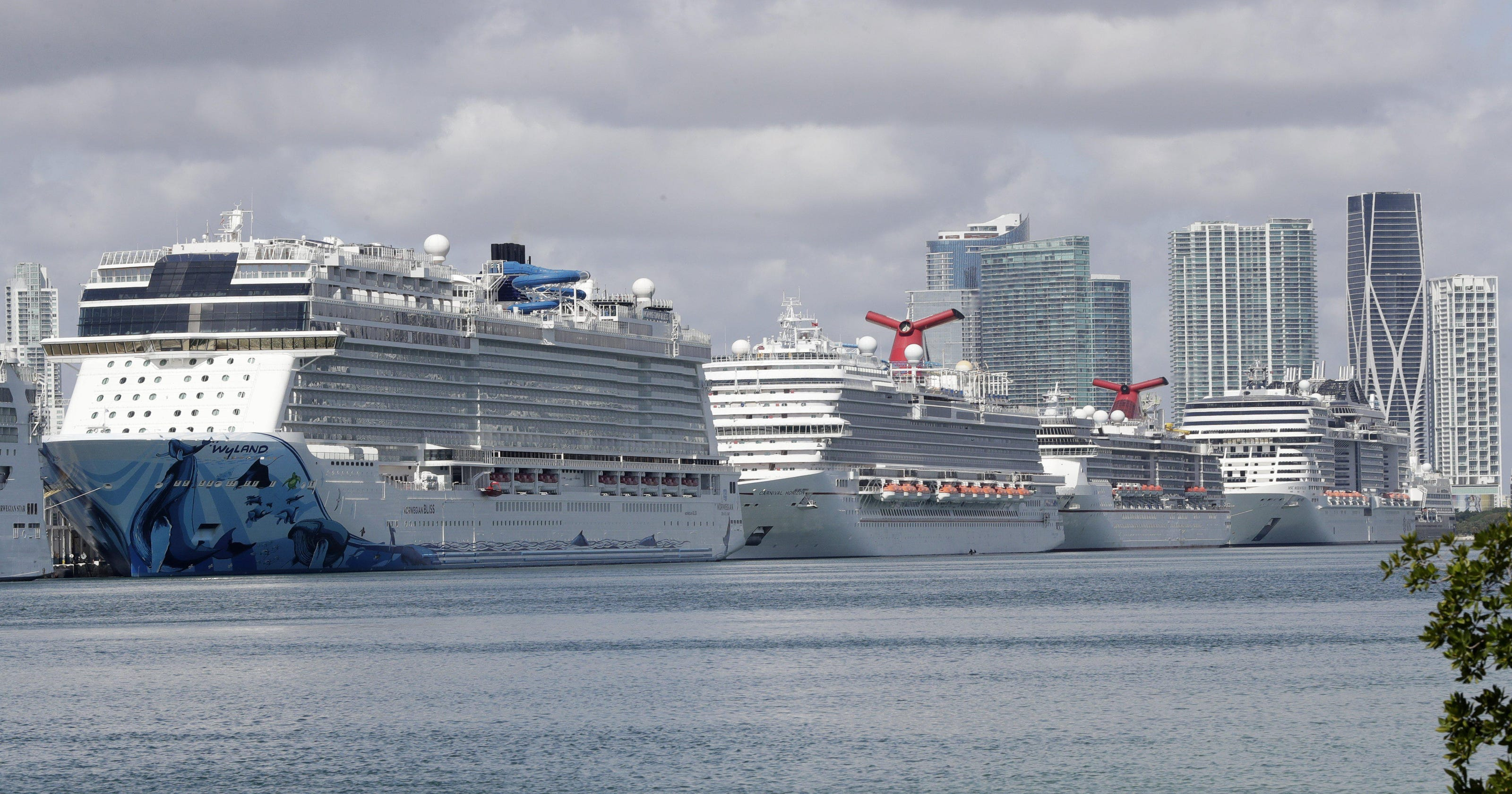 Florida sues CDC over cruising as timeline to get cruise ships back in US waters remains unclear
