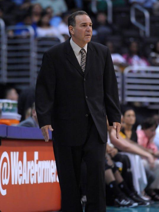 WNBA: Tulsa Shock at Los Angeles Sparks