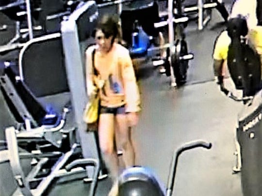 Security camera image of a woman that El Paso police