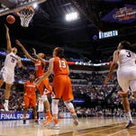 UConn wipes out Syracuse to claim fourth national title