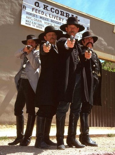 Shootout at the O.K. Corral | On Oct. 26, 1881, Doc