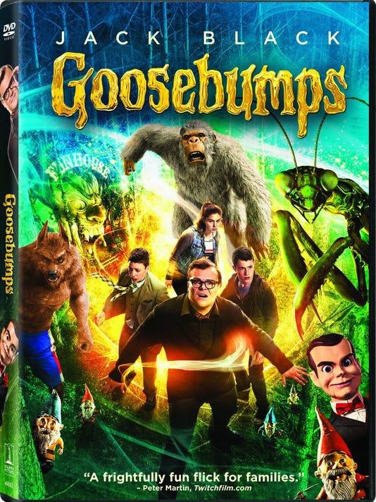 1-Goosebumps