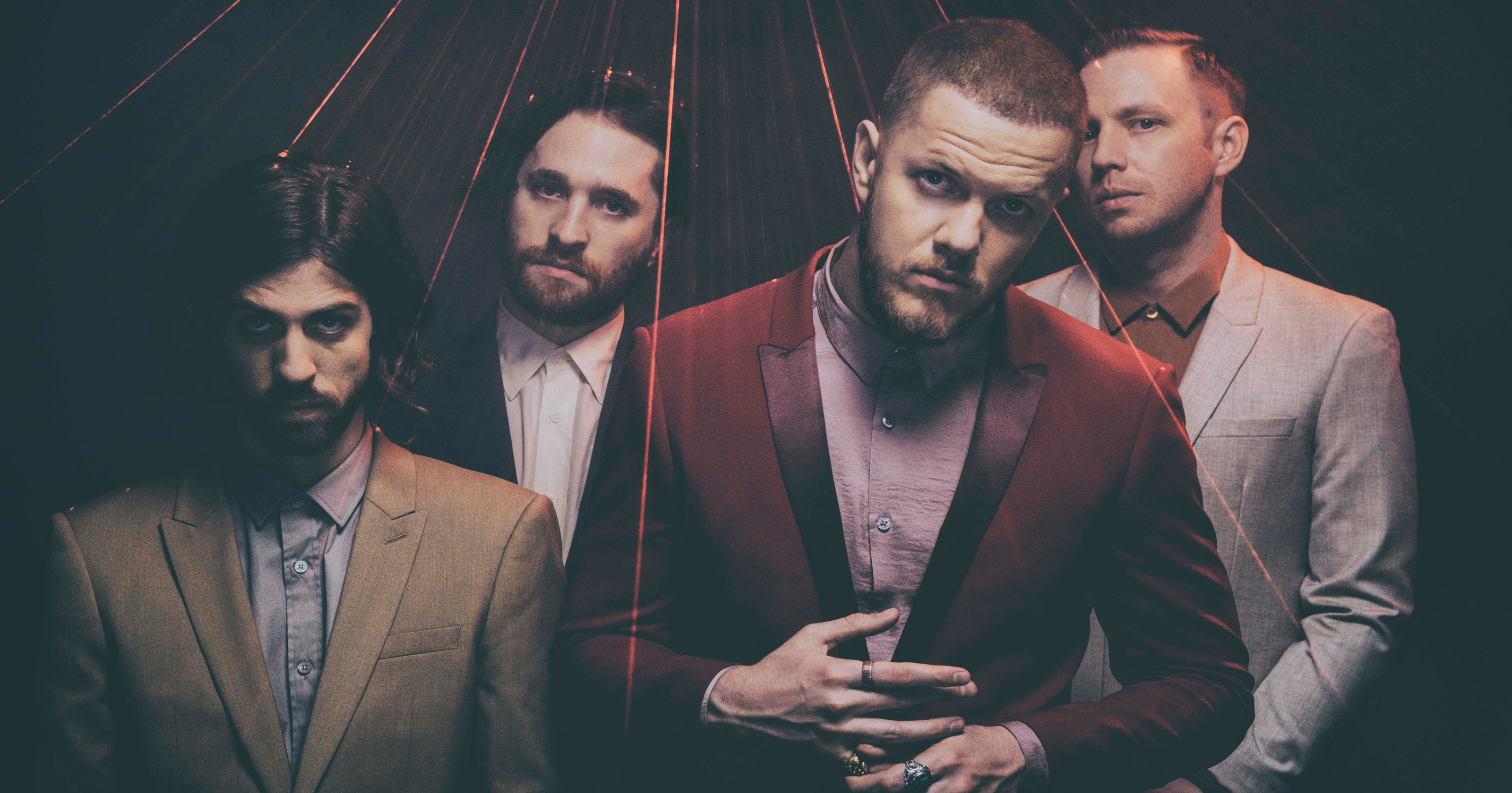 Imagine Dragons On Evolve The Phoenix Tour Launch And Vegas Pride