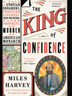 """The King of Confidence"" by Miles Harvey"