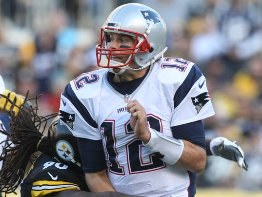 Patriots are beatable, just not by Big Ben-less Steelers