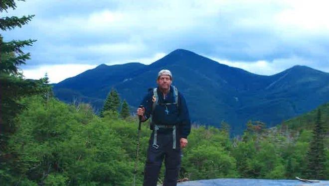 David Warne, 63, loved spending time outdoors.