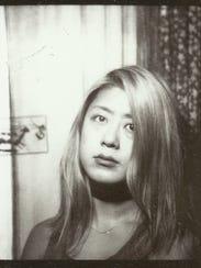 Author Jenny Zhang.