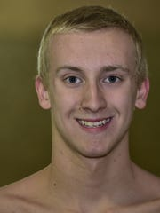 Jacob Greenwood, Chambersburg swimming