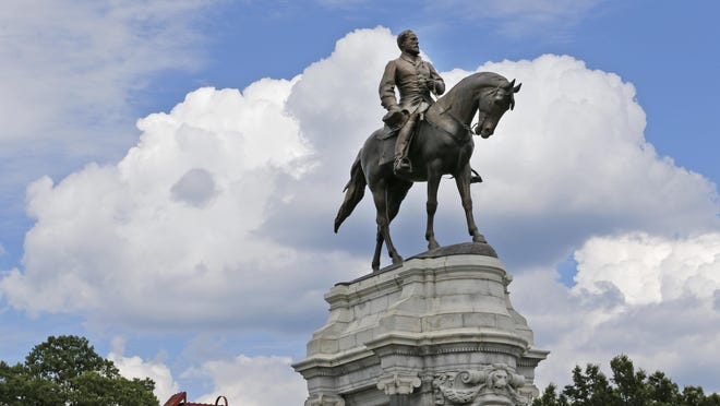 "Virginia plans to remove an iconic statue of Confederate Gen. Robert E. Lee ""as soon as possible,"" according to Gov. Ralph Northam, from Richmond's prominent Monument Avenue."