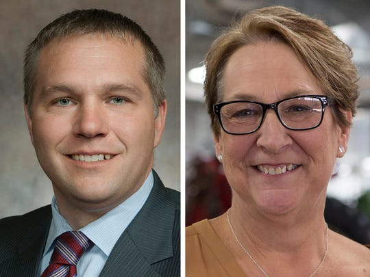 Patty Schachtner, the chief medical examiner for St. Croix County, defeated Rep. Adam  Jarchow (R-Balsam Lake) in Tuesday's special election.