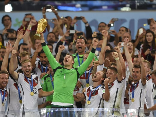 FIFA World Cup  List of tournament champions going back to 1930 94c1bd8cd