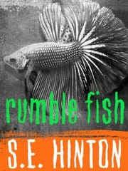 """""""Rumble Fish"""" by S.E. Hinton"""