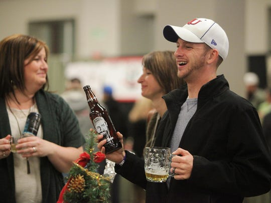 Ozarks Beerfest will be back at the Springfield Expo Center on Saturday.