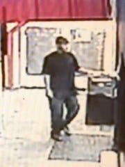 Hattiesburg police are looking for this man, whom they