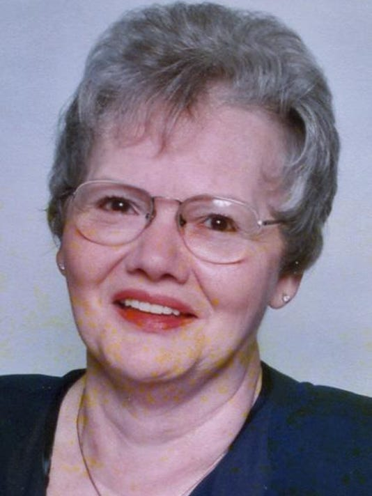 Stouffer obituary photo