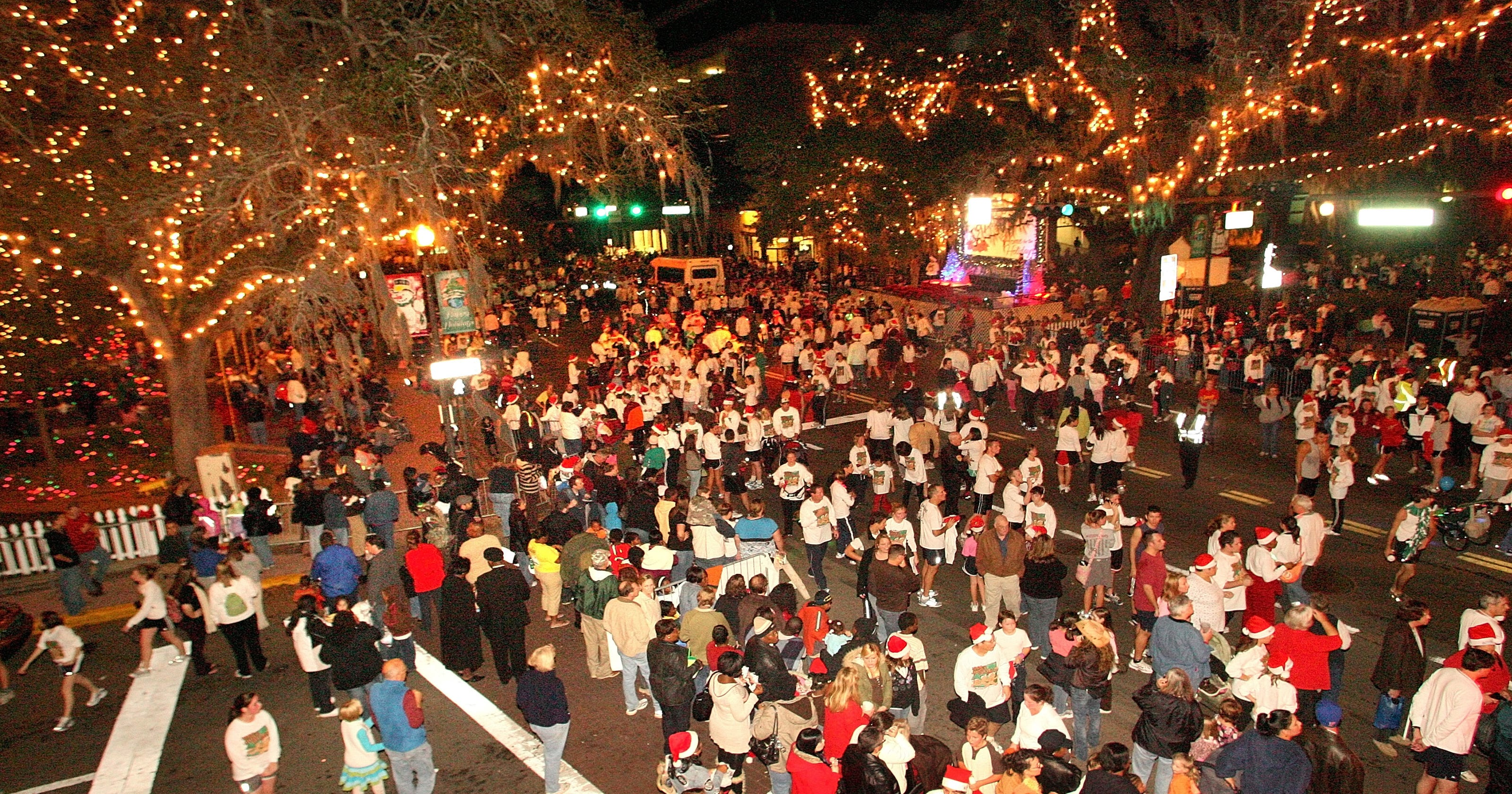 storms could make tallahassee s winter festival a washout