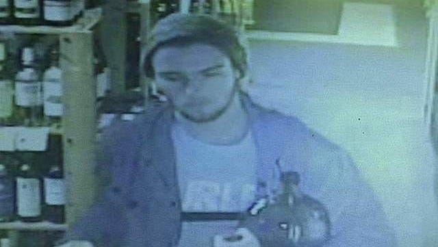 *** HELP IDENTIFY SUSPECT INVOLVED IN THEFT ***