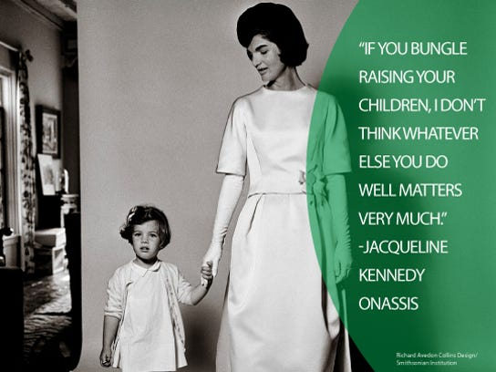 Jaqueline Kennedy Onassis