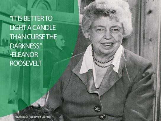 Famous Quotations By Eleanor: 22 Life Quotes From Famous American Women