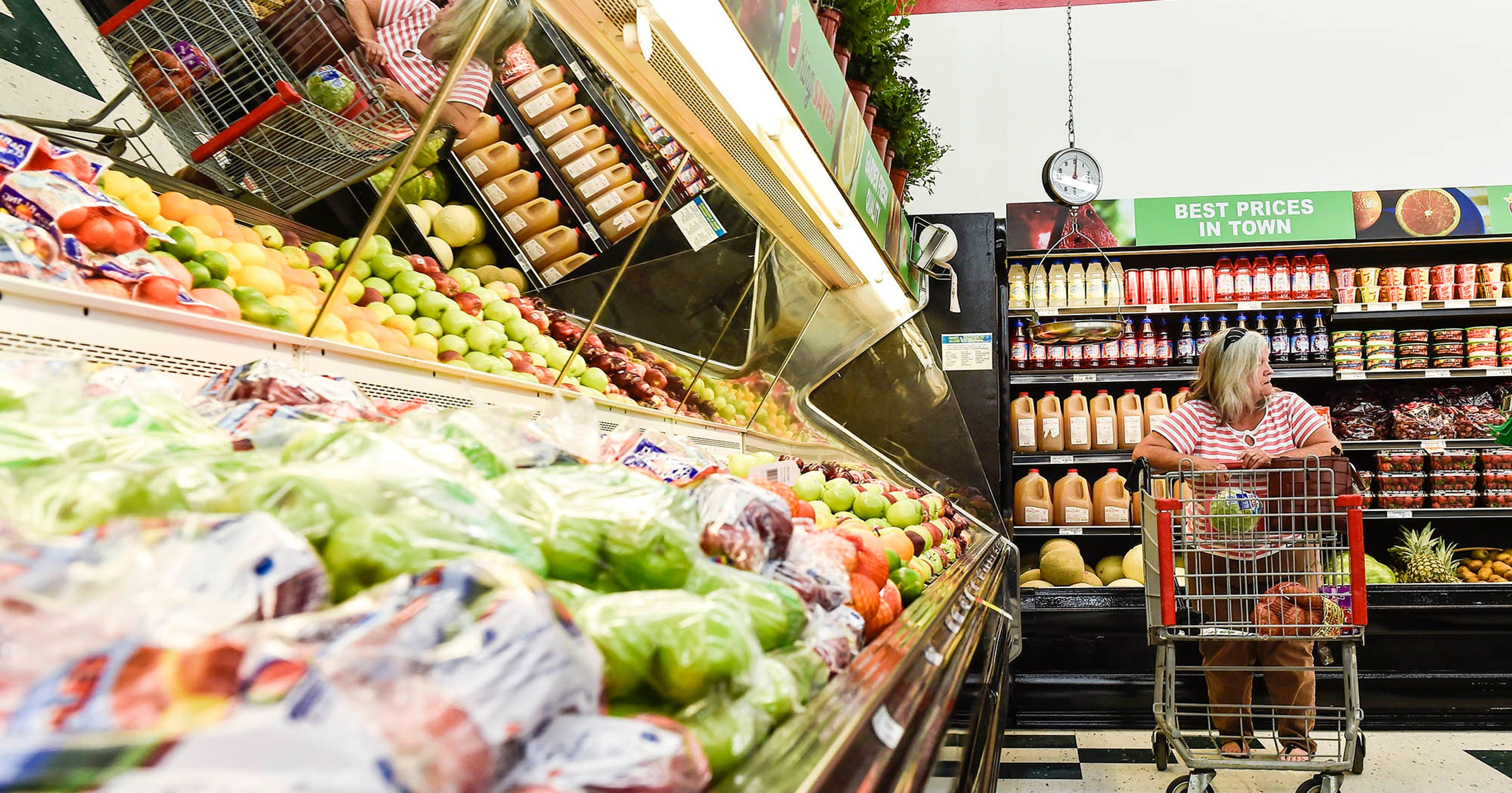 King Saver Grocery Store Opens In Marion